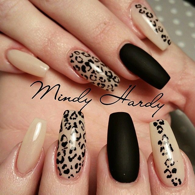 30 Casket Nails For Day And Night Outs Casket Nail Designs Part 4