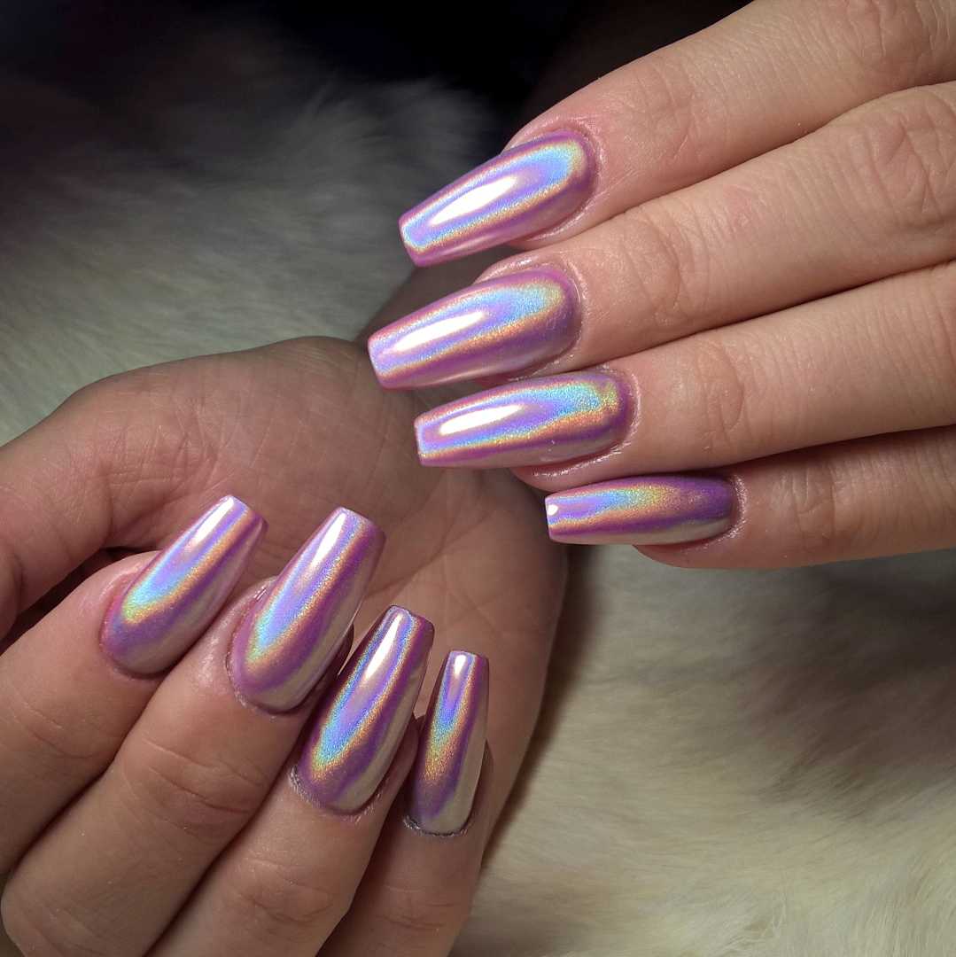 30 Casket Nails For Day And Night Outs   Casket Nail Designs