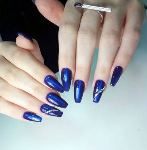 Electric Blue Babe