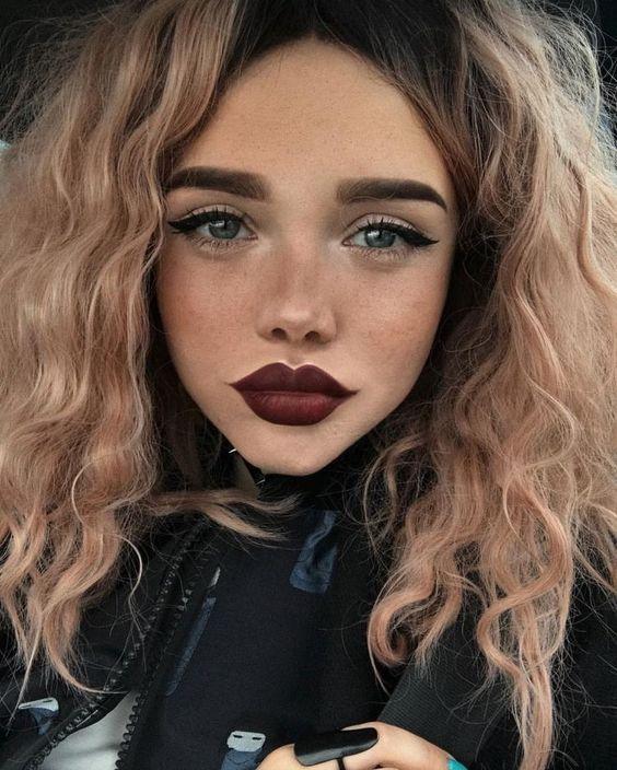 35 Stunning Fall Winter Makeup Looks You Gotta Try