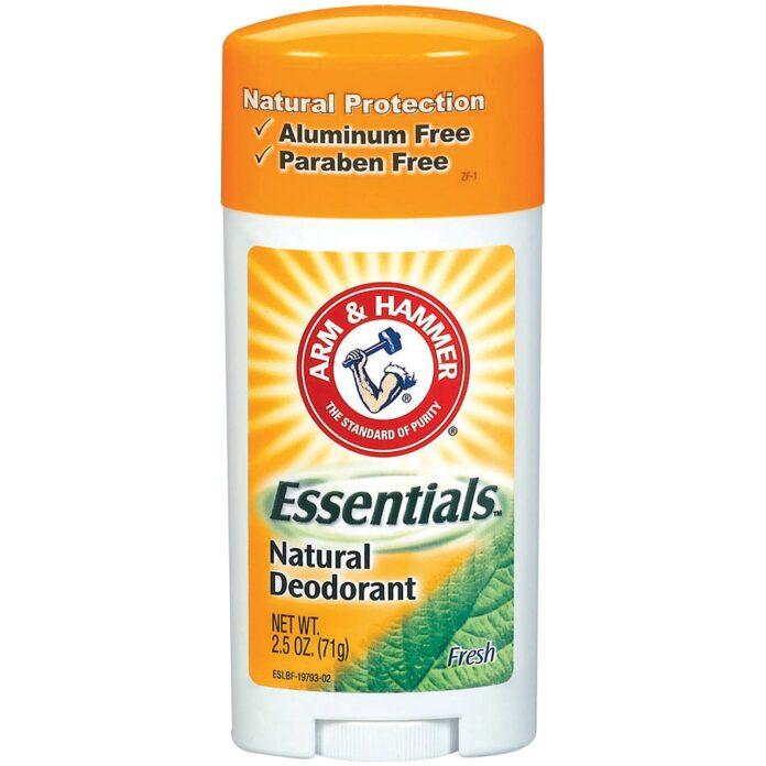 ARM & HAMMER Essentials Natural Deodorant Fresh