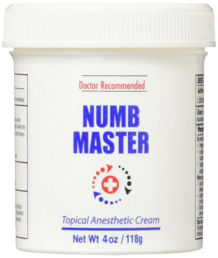 Numb Master