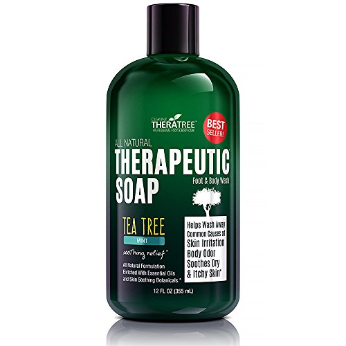 Antifungal Soap with Tea Tree Oil & Neem