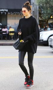 Over-sized Sweater And Leggings