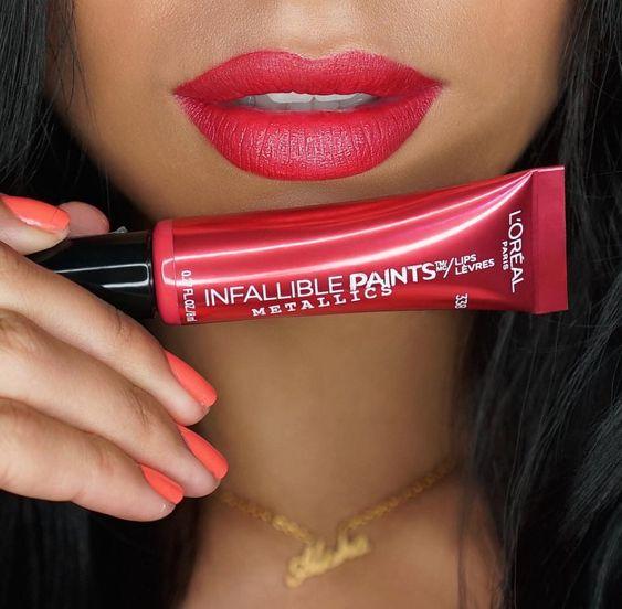loreal lipstick