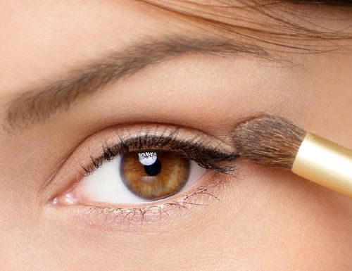 Makeup For Small Eyes