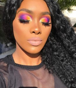 Bright Ombre Eyeshadow
