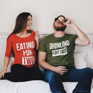 Pregnancy Announcement T-shirts