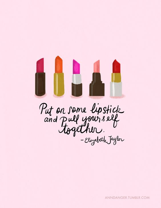 Funny And Cute Makeup Quotes For Makeup Junkies