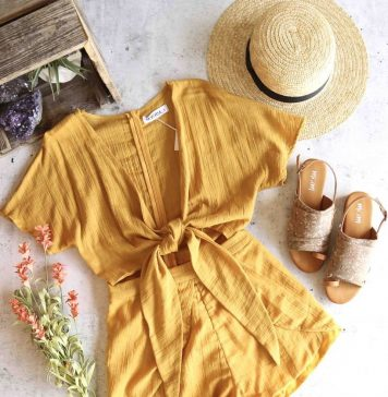 Romper Outfits
