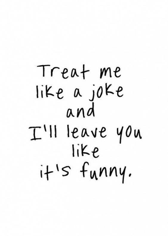 treat me quote