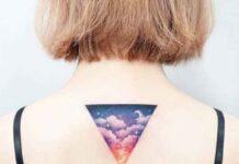 30 Triangle Tattoos