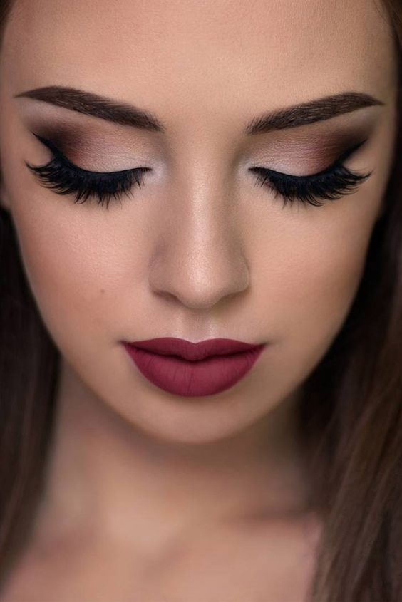 How to do really nice eye makeup with pictures