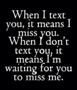 miss you bae quote
