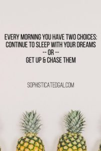 follow your dream quote