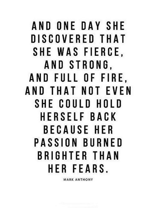 fireless girls quote