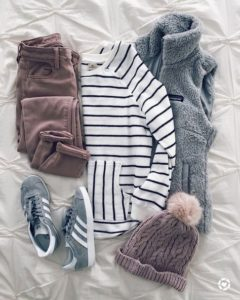 cosy outfits for school