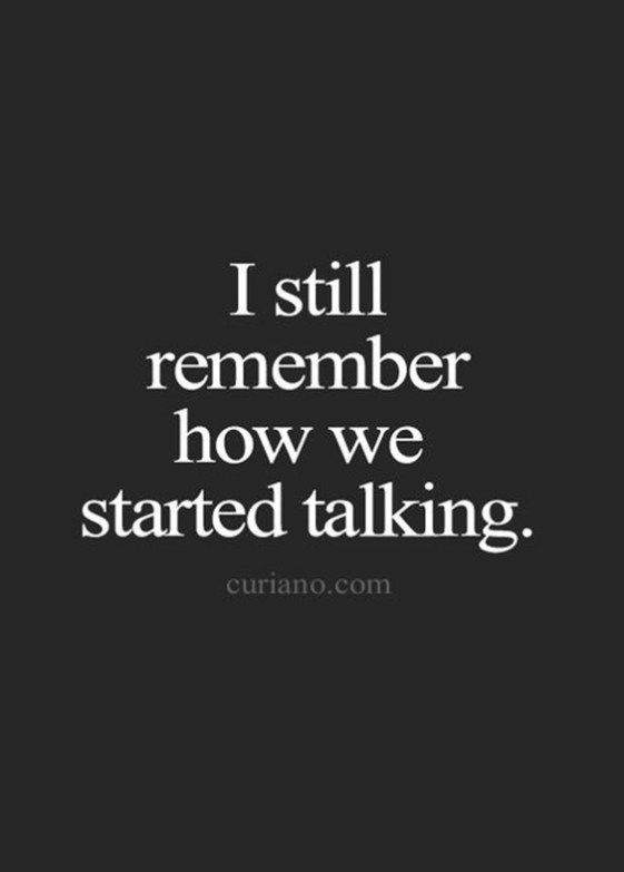 i remember quotes