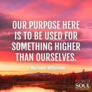 Work for A Higher Purpose