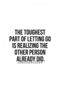 letting go of the past quotes