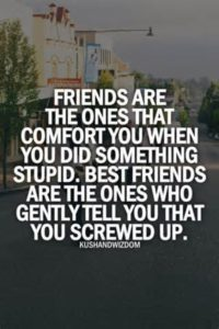 cute bestie quote