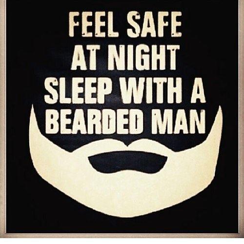 Beardgasm quote