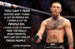You Can't Fear Success
