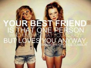 best bff quote