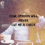 Your Opinion