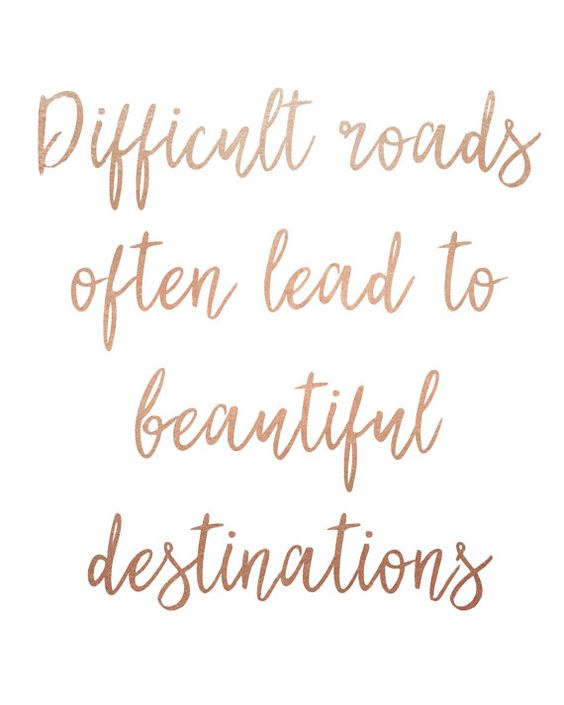 different roads quote