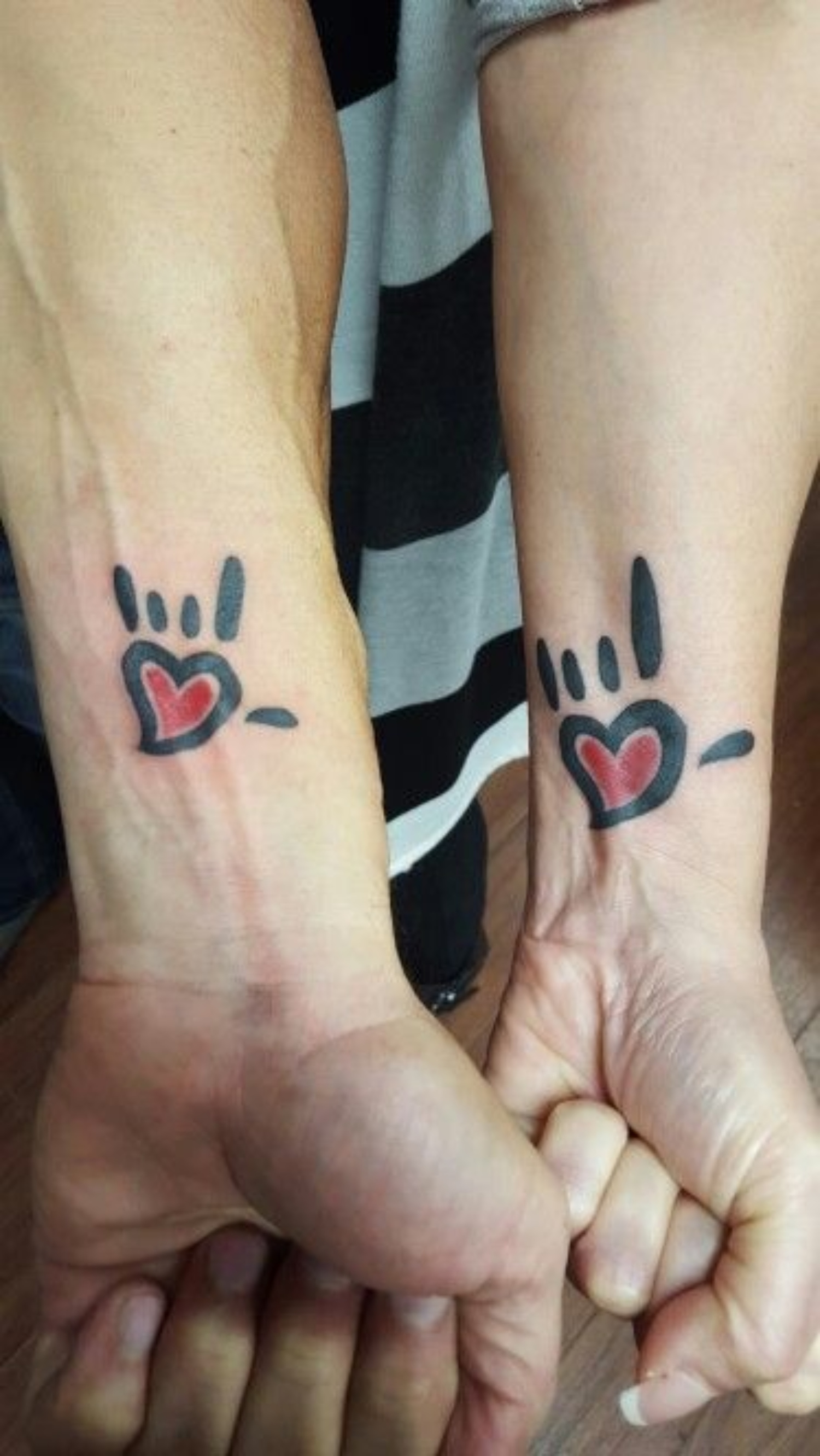 Brother Sister Tattoos Siblings Tattoo Ideas