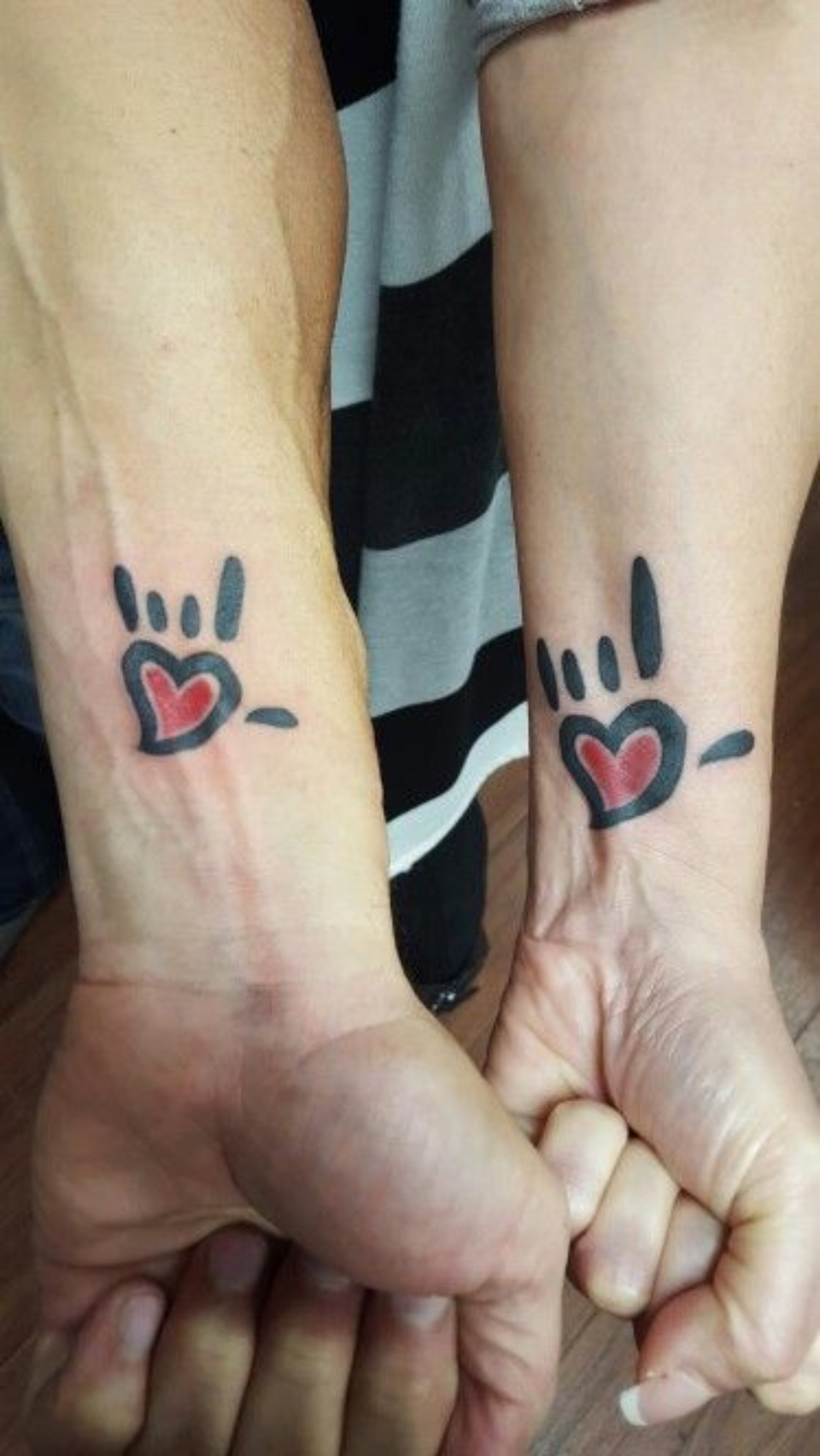 Brother Sister Tattoos | Siblings Tattoo Ideas