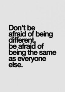 be different quote