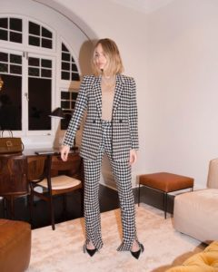 Stylish Checked Suit for baby Shower