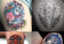 The Best Beautiful Elephant Tattoos