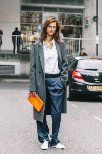 Oversized and Chic Tomboy Outfits
