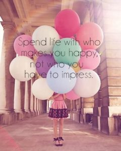Who Makes You Happy