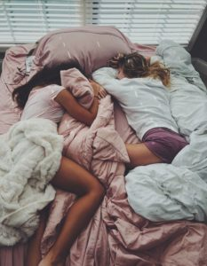 cute sleeping pictures