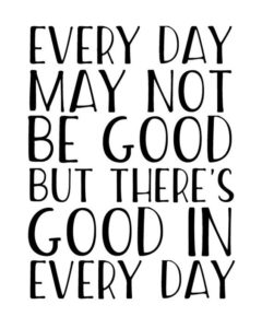 good day life quotes