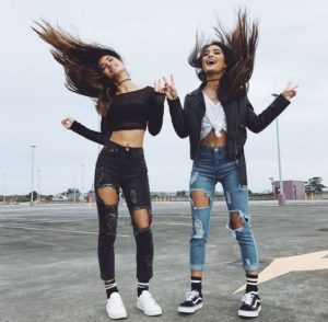 bff matching outfits