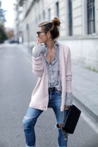 oversized long cardigan outfit