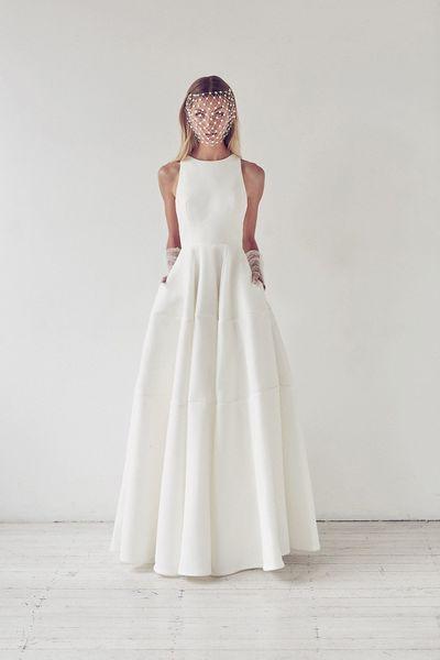 classic aline dress