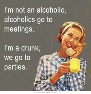 Alcoholic Party Quotes