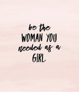 Be The Woman quote