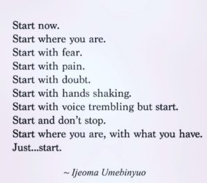 Beginning Now Quotes
