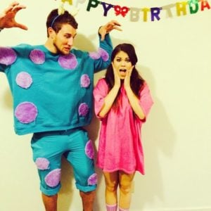 Boo And Sully halloween costume
