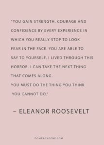 Confidence Strength Quotes