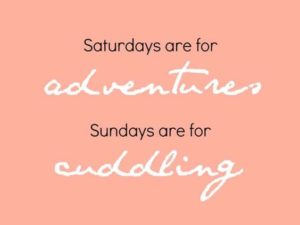 Cuddling Sunday Quotes