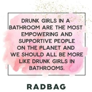 Drunk Party Quotes
