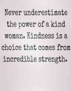 Kindness Strength Quotes